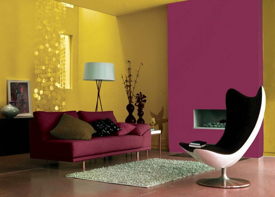 colores para pintar una casa por dentro