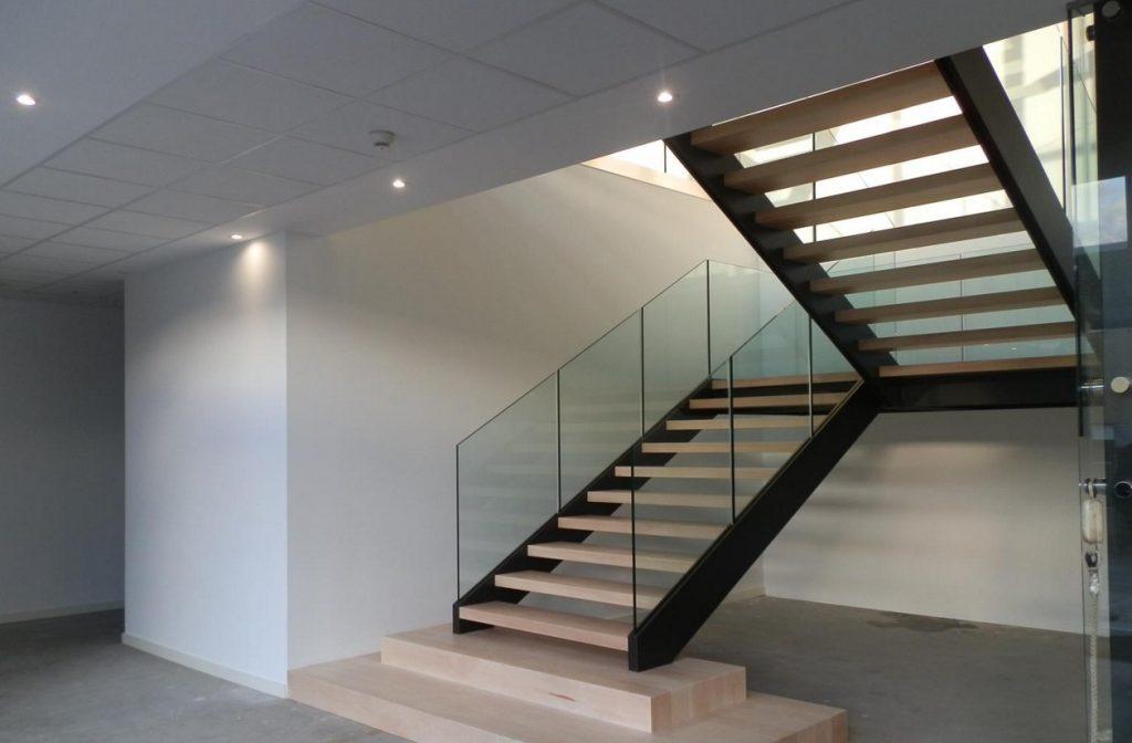 diseño escalera interior
