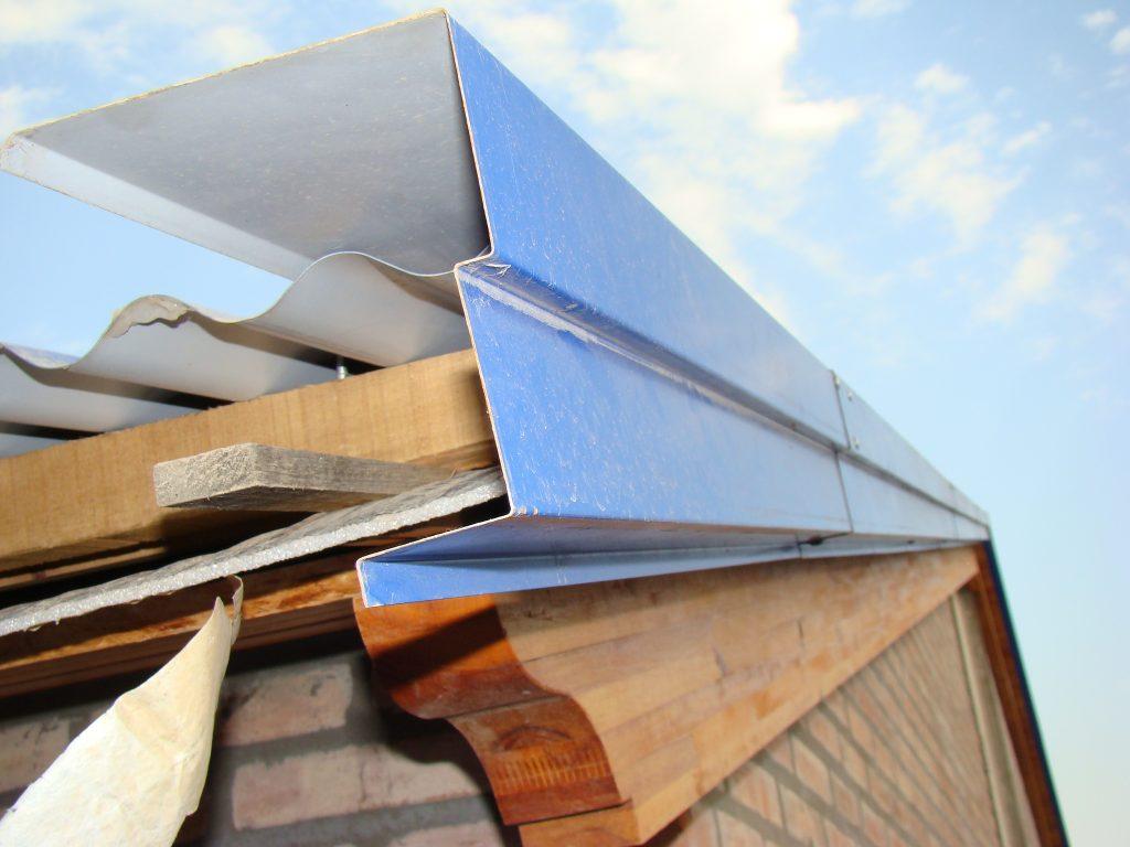 humedad en techos de chapa