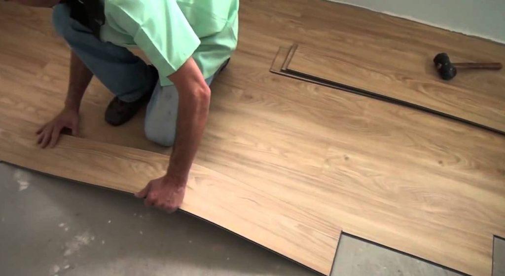 como colocar pisos vinilicos